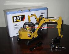 Pressofusione Masters 85239 CAT 308e2 CR SB MINI escavatori idraulici metallo DEALER BOX