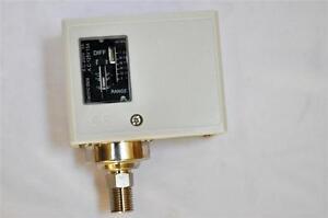 "Vacuum Pump Pressure Control Switch Regulator:Full Range:10-29""Hg Automation New"