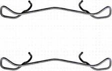 Alfa Giulietta 2010-2016 2x Front brake caliper guide slider pin kits S7022PJ-2