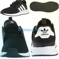 adidas Originals Men's X_PLR Sneaker Black/White/Black 9 M US