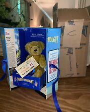 "8"" Merrythought Limited Edition Titanic Bear w/Original Shipper 1995/5000"