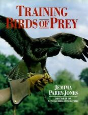Training Birds of Prey by Parry-Jones MBE, Jemima Hardback Book The Cheap Fast
