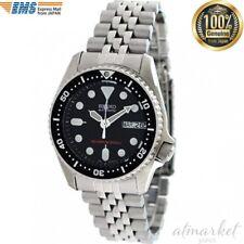 SEIKO SKX013K2 Black Dial Automatic Divers Midsize Watch Men's Wrist Watch JAPAN