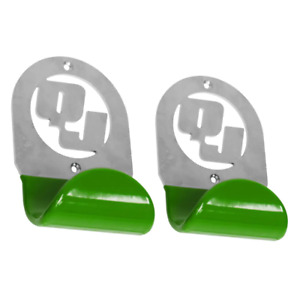 QUICKJACK Wall Hanger Set Screw-In Wall Mounted Steel Hardware Included (2-Pack)