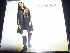 Susanna Hoffs (The Bangles) All I Want Promo CD Single