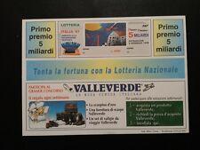 CARTOLINA  LOTTERIA ITALIA 1997