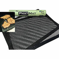 BBQ Barbecue Grill PTFE Replacement Mesh Wire Net Outdoor Cook Picnic