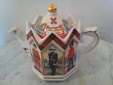 Collectible Crown Teapot Tower Of London By James Sadler Made In England