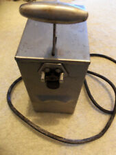 Edlund 266 Stainless Steel Single Speed 115V Commercial Electric Can Opener