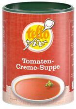 tellofix Tomaten-Creme-Suppe 500 g (5 l) Tomatensuppe/soße mit Kräutern (o. GSV)