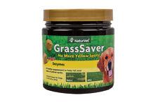 Naturvet grasssaver Golosinas masticables suaves Frasco con enzimas para perros 120 Conde