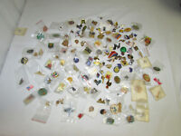 Lot of 130+ Unsearched Vintage Hat Pins - Mostly VFW 1960s-1990s ESTATE FIND