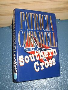 Southern Cross by Patricia Cornwell  Hardcover 1st First Edition 039914465X