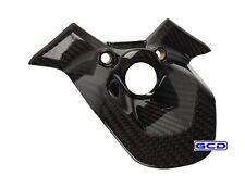 Ducati 848 1098 1198 Ignition Key Case Cover Dash Panel 100% Twill Carbon Fiber