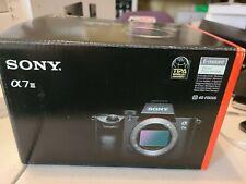 Sony A7III (A73, A7 Mk3) Full-Frame mirrorless camera