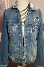 Scotch Soda Denim Jacket G Jean Sz S/1 Blue NWT. Men's.