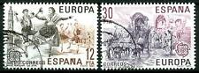 SPAIN - SPAGNA - 1981 - Europa. Folklore