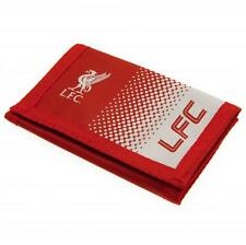 Liverpool Wallet Nylon Coins Money Notes Gift Official Licensed Football Product