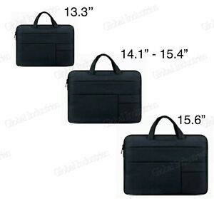 Waterproof Laptop Sleeve Bag Carry Case 13'' 14'' 15'' 16'' for MacBook Dell HP