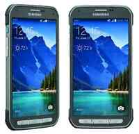 New Samsung Galaxy S5 Active SM-G870a 16GB AT&T Unlocked Android SmartPhone Gray