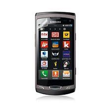 Housse coque étui pour Samsung Wave 2 S8530 couleur rouge