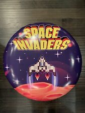Space Invaders - Stool Cover - 14� Arcade1Up Arcade Stools - Faux Leather Taito