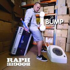 RAPH BOOGIE le Bump CD Oz Hip Hop PLUTONIC LAB Nextmen