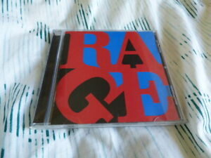 RAGE AGAINST THE MACHINE - RENEGADES (ORIGINAL 2000 CD)