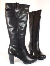 Tamaris kniehohe Stiefel aus Echtleder für Damen