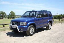 Four Wheel Drive Holden Clear (most titles) Passenger Vehicles