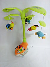 Vtech Dream & Play Light-Up Baby Mobile Music Motion Activated 45+ Songs Timer