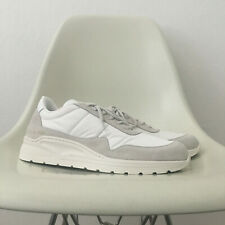 COMMON PROJECTS Cross Trainer Suede Sneakers Size 42 9 achilles White $515 NEW