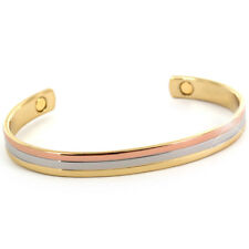 Wellys Magnetic Three Metal Bracelet