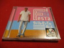 "CD NEUF ""FE NA FESTA"" Gilberto GIL"
