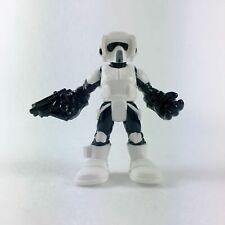 Playskool Star Wars Galactic Heroes Imperial Biker Scout trooper mini figure