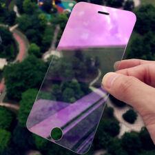 For iPhone 6 7 8 X Ten Temper Glass Film 3D Mirror Magic Color Screen Protectors