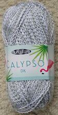 King Cole Calypso Double Knitting Yarn 100g Ball 2755 Oyster Grey