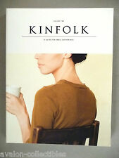 Kinfolk Magazine #2 - 2011