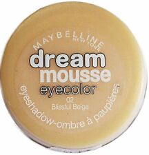 Maybelline Dream Mousse ombretto Eyecolor 02 Beata BEIGE ombretto crema