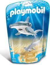 Genuino Tiburón Martillo Playmobil con Bebé - 9065-Nuevo