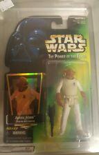 1997 Kenner Star Wars POTF2 Green Card AFA Graded Admiral Ackbar 85NM+