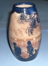 Amazing Rétro Vintage petit vase BRUSH POT D'ENCRE bien érotique Sexy Nude Naked Chine