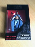 STAR WARS BLACK SERIES GENERAL LANDO CALRISSIAN 3 3/4 INCH ACTION FIGURE WAVE 3