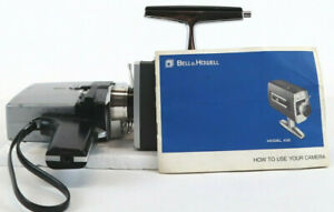 LOT of one Bell & Howell Optronic Eye Autoload 8mm & one Yashica Super 8 Camera