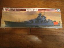 Tamiya German Battlecruiser Gneisenau Water Line Series #120 1/700 Scale