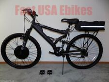 Super Fast 28-30 MPH 48V 1000W Electric Bike, Ebike with Battery and Charger #1A