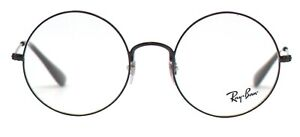 Ray-Ban Damen Herren Brillenfassung RX6392 2509 50mm schwarz rund BO2_11 B