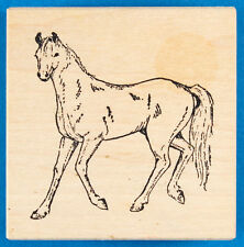 Horse Rubber Stamp by Stampa Rosa # 271974