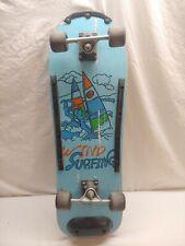 Vintage 1980s Skateboard Wind Surfing Rare Complete