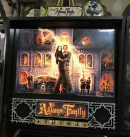 BALLY ADDAMS FAMILY PINBALL MACHINE with LEDs